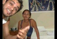 Caiu na net casal brasileiros fudendo com muita putaria