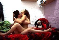 Ruiva novinha faz o Garganta profunda porno