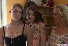 Bree Olson e amiga doida pra fode o cu