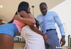 Xxx vob com Black guy eating ass from stepdaughter